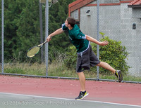 4235 Boys Tennis v CWA 101414