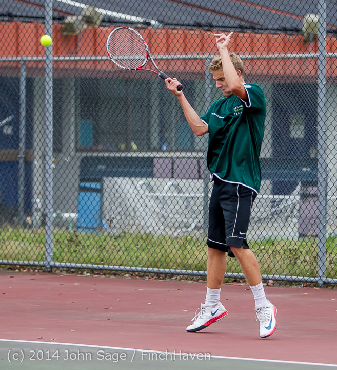 4238 Boys Tennis v CWA 101414