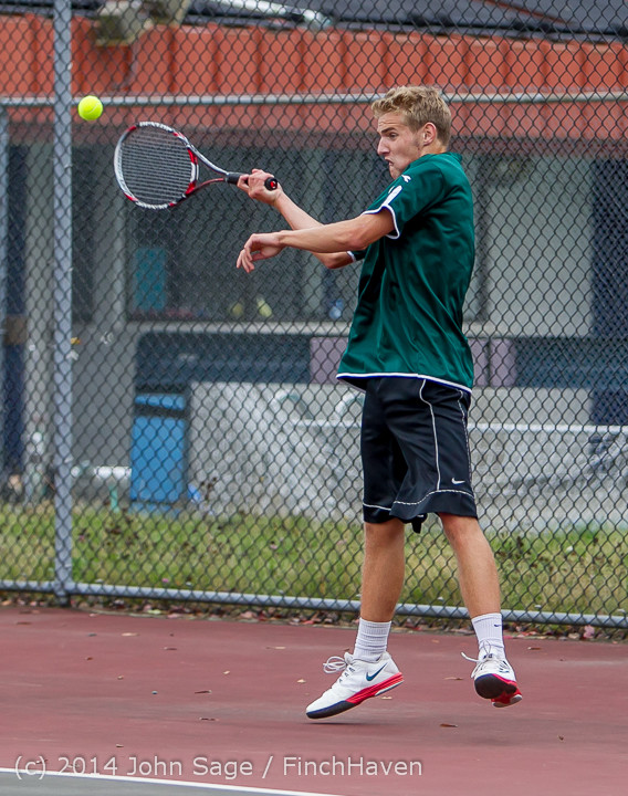 4247 Boys Tennis v CWA 101414