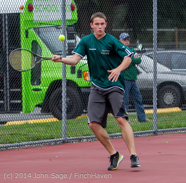 4255 Boys Tennis v CWA 101414