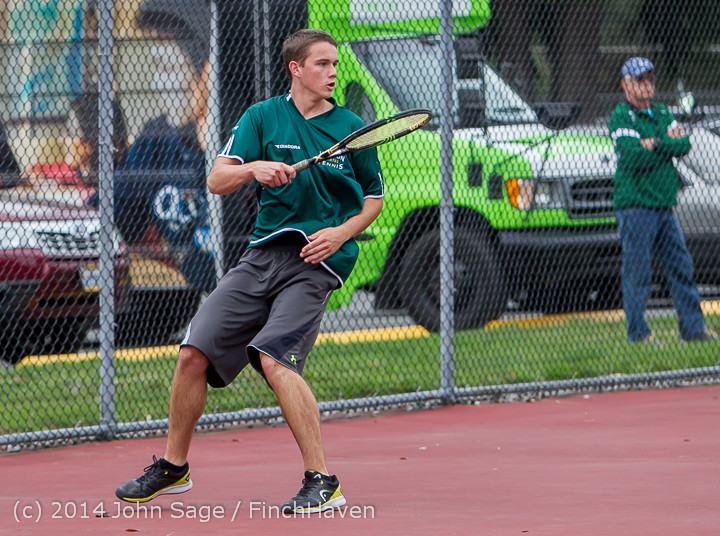 4258 Boys Tennis v CWA 101414