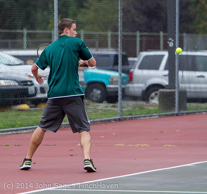 4271 Boys Tennis v CWA 101414