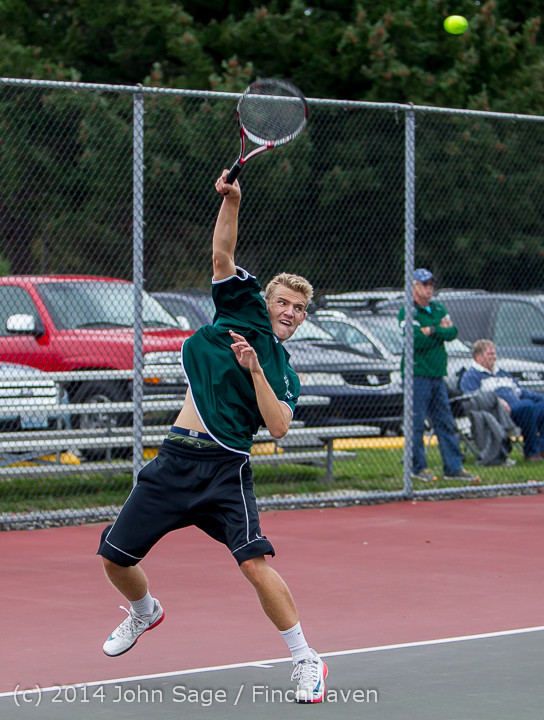 4285 Boys Tennis v CWA 101414