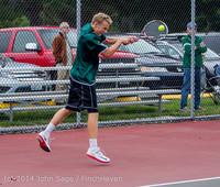 4297 Boys Tennis v CWA 101414