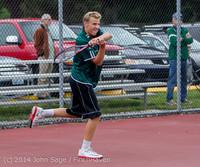 4300 Boys Tennis v CWA 101414