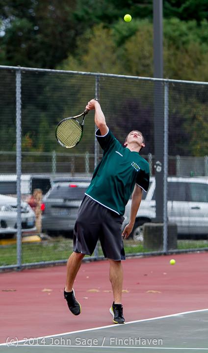 4307 Boys Tennis v CWA 101414