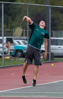 4316 Boys Tennis v CWA 101414