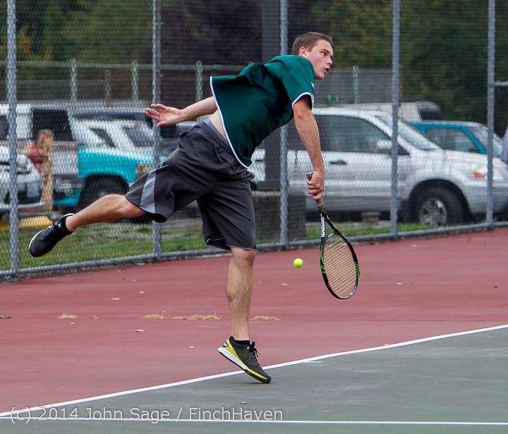 4318 Boys Tennis v CWA 101414
