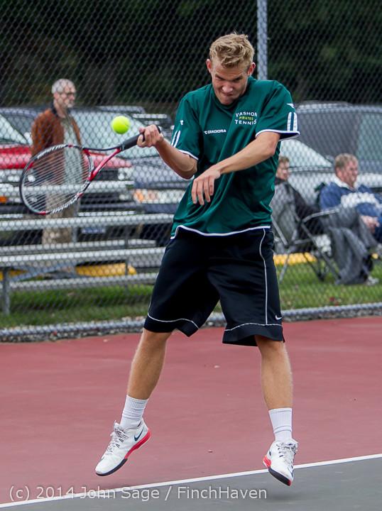 4320 Boys Tennis v CWA 101414