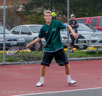 4324 Boys Tennis v CWA 101414
