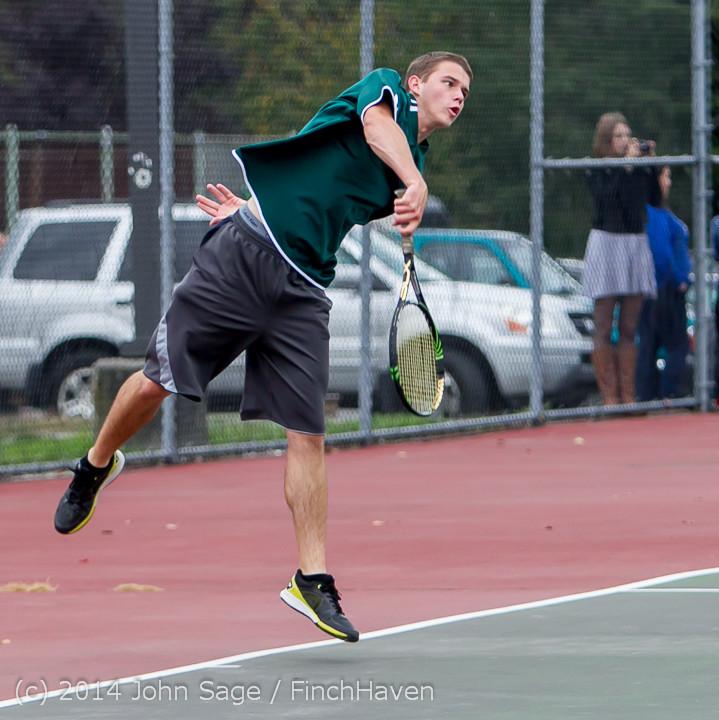 4336 Boys Tennis v CWA 101414