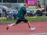 4356 Boys Tennis v CWA 101414