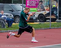 4357 Boys Tennis v CWA 101414