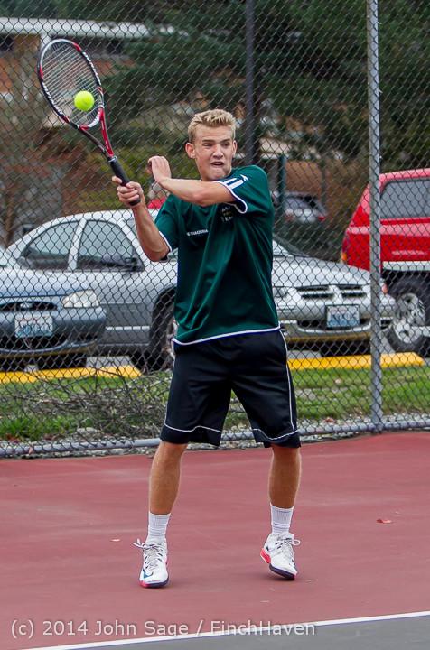 4363 Boys Tennis v CWA 101414