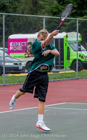 4368 Boys Tennis v CWA 101414