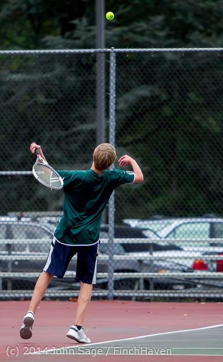 4373 Boys Tennis v CWA 101414