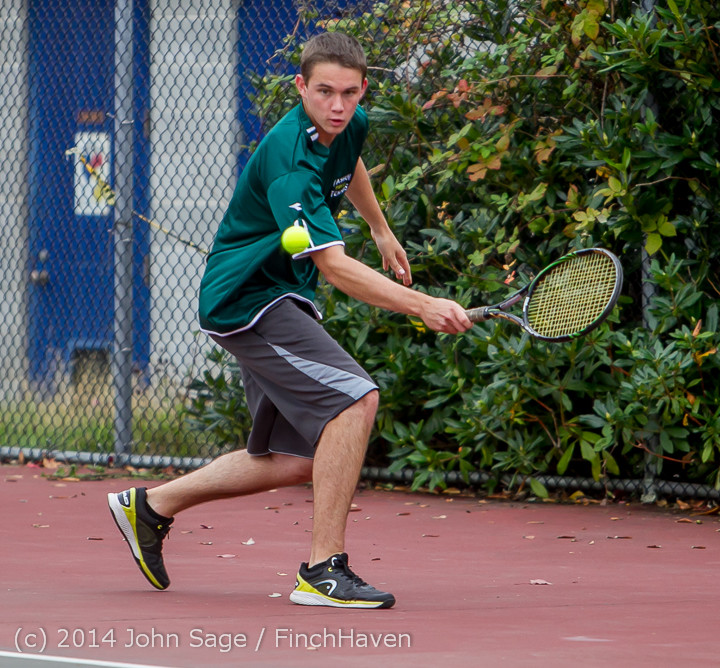 4392 Boys Tennis v CWA 101414