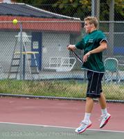 4402 Boys Tennis v CWA 101414