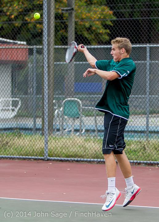4407 Boys Tennis v CWA 101414