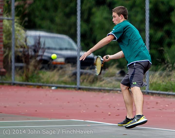 4411 Boys Tennis v CWA 101414