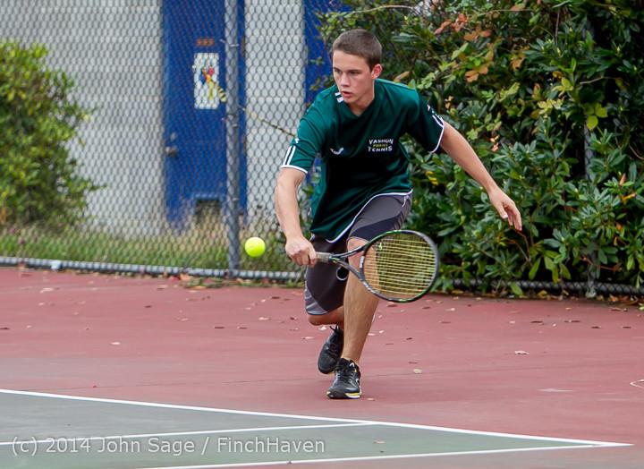 4424 Boys Tennis v CWA 101414