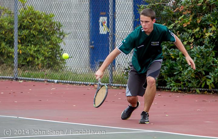 4425 Boys Tennis v CWA 101414