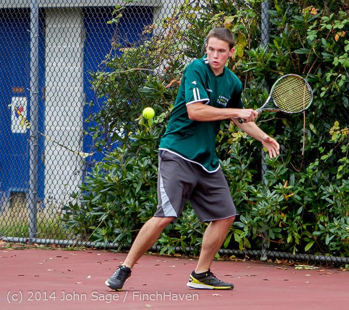 4430 Boys Tennis v CWA 101414