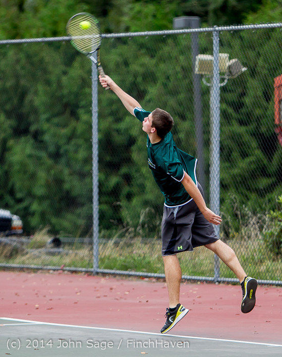 4440 Boys Tennis v CWA 101414