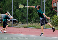 4445 Boys Tennis v CWA 101414