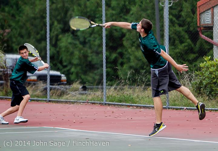 4445 Boys Tennis v CWA 101414