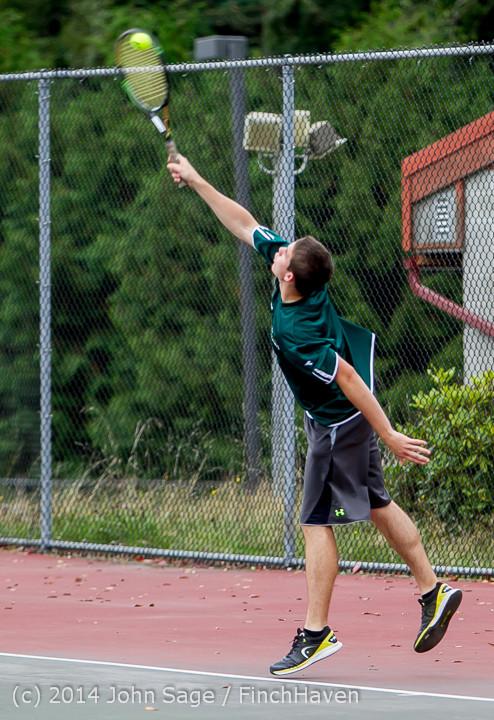 4454 Boys Tennis v CWA 101414