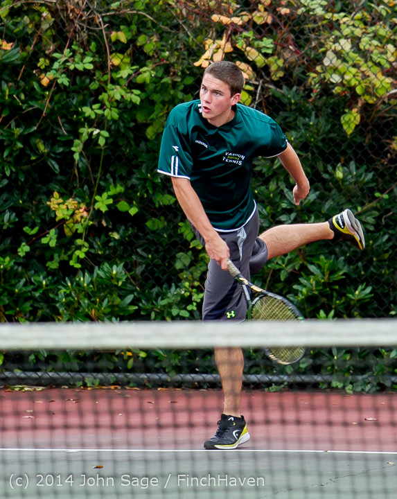 4464 Boys Tennis v CWA 101414