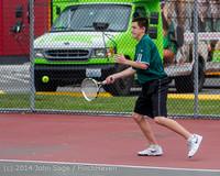 4496 Boys Tennis v CWA 101414
