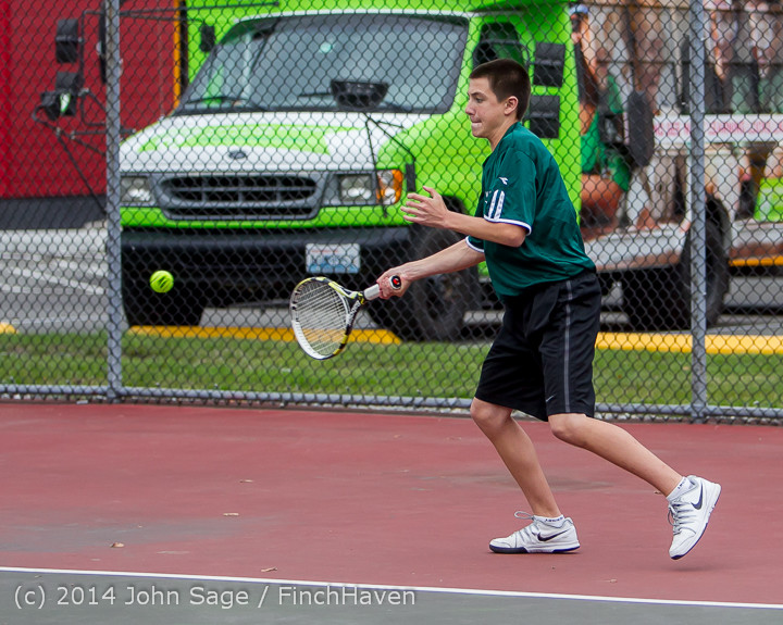 4496 Boys Tennis v CWA 101414