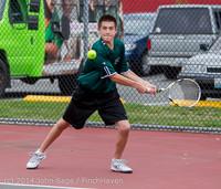 4500 Boys Tennis v CWA 101414
