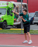 4512 Boys Tennis v CWA 101414