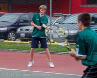 4513 Boys Tennis v CWA 101414