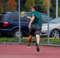 4516 Boys Tennis v CWA 101414
