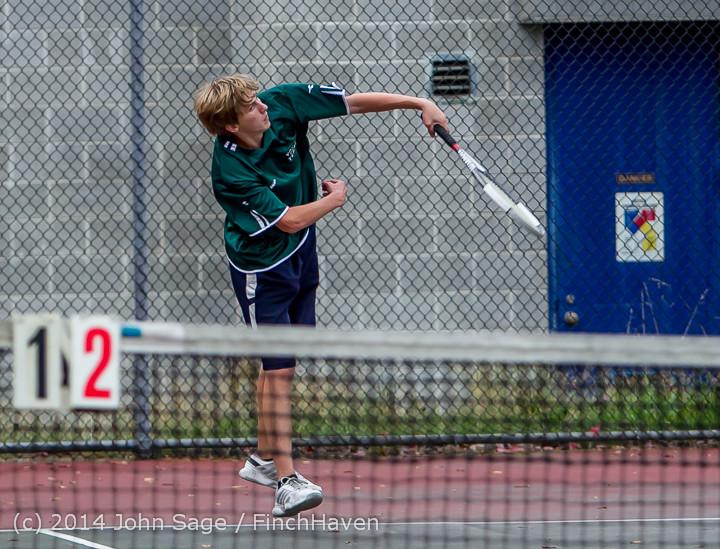 4529 Boys Tennis v CWA 101414