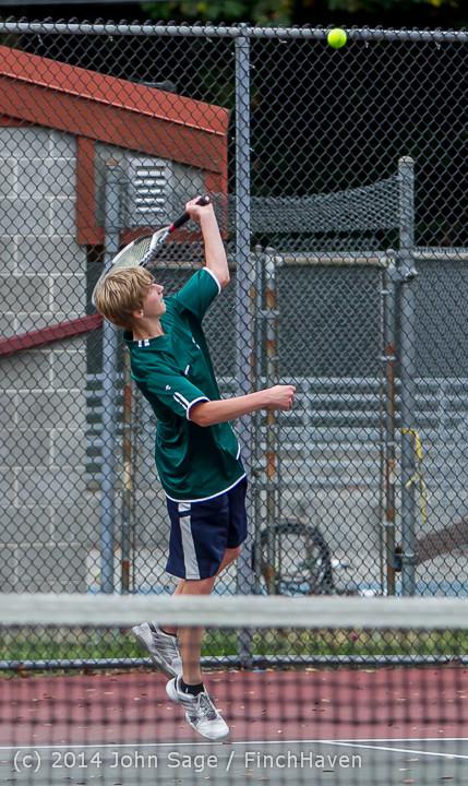 4532 Boys Tennis v CWA 101414