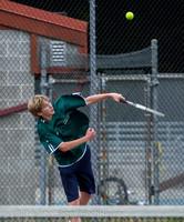 4541 Boys Tennis v CWA 101414