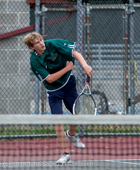 4542 Boys Tennis v CWA 101414
