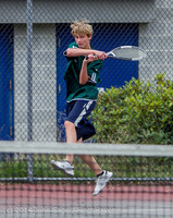 4545 Boys Tennis v CWA 101414