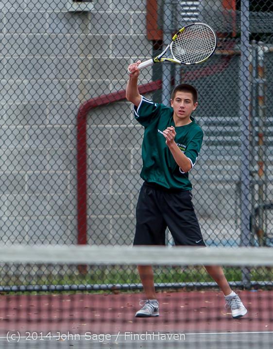 4559 Boys Tennis v CWA 101414