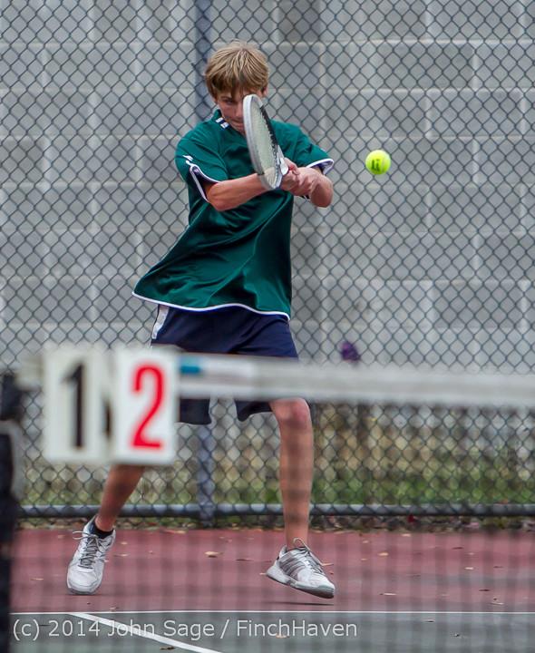 4565 Boys Tennis v CWA 101414