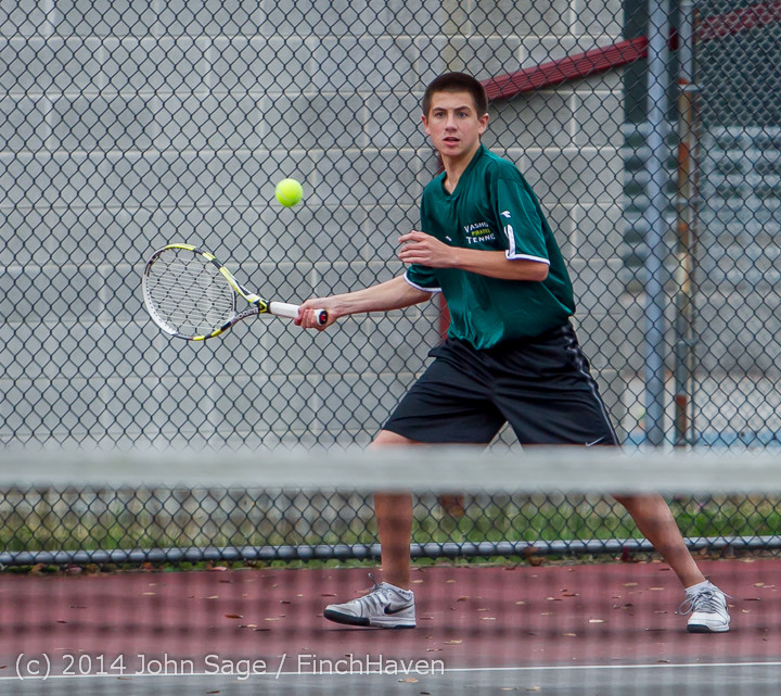 4569 Boys Tennis v CWA 101414