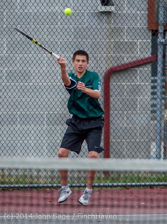 4572 Boys Tennis v CWA 101414