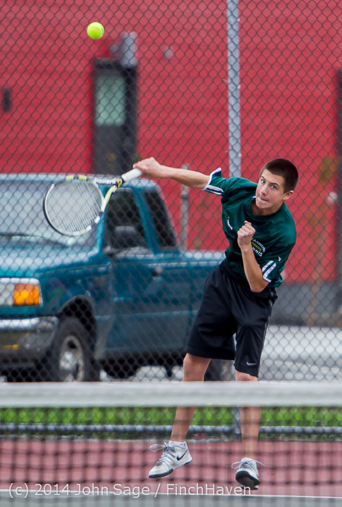 4574 Boys Tennis v CWA 101414