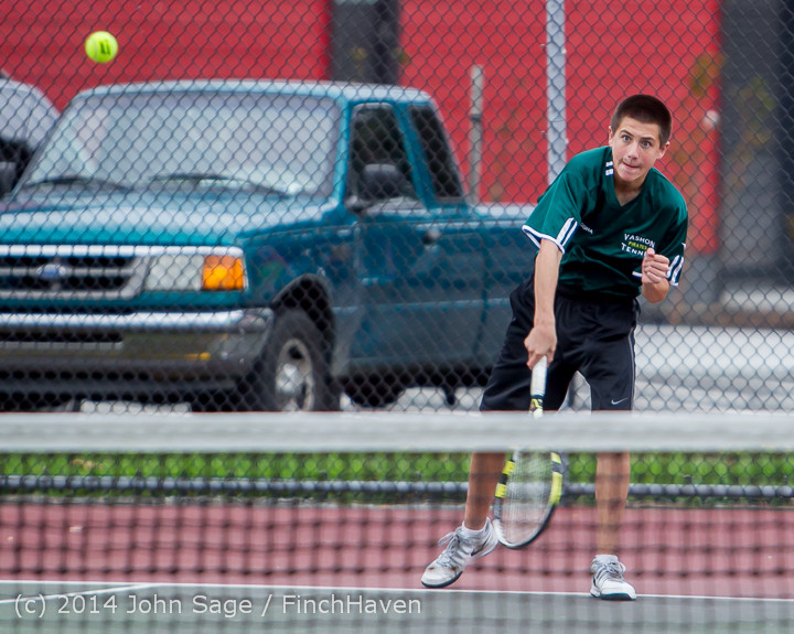 4575 Boys Tennis v CWA 101414