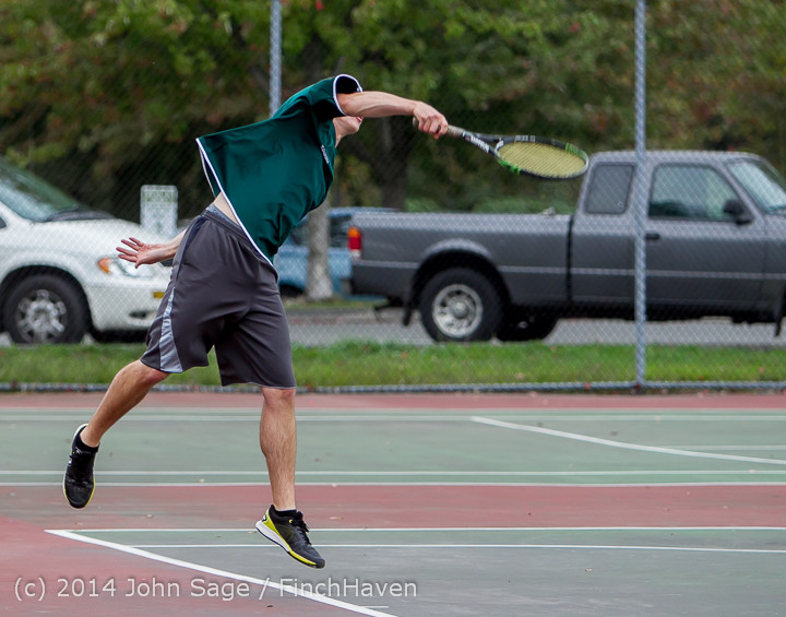 4578 Boys Tennis v CWA 101414